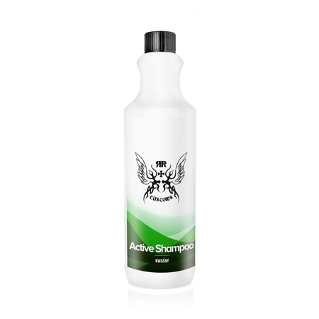 RRC ACTIVE SHAMPOO 500 ml